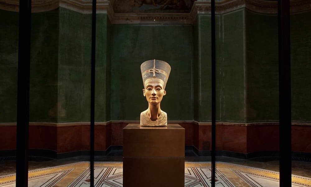 Neues museum nefertiti